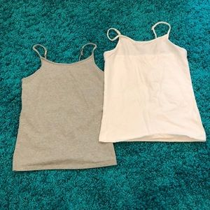 Pair of girls size 10/12 tank tops